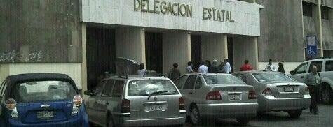 Delegación Estatal IMSS is one of Posti che sono piaciuti a Jocelyn.