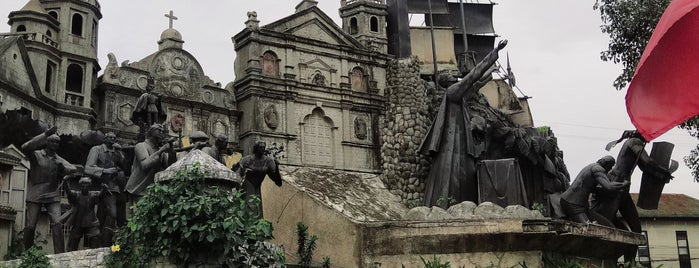 Cebu Heritage Monument is one of Lugares favoritos de Kalle.