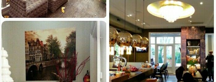 Apple Inn Hotel, Amsterdam is one of Honeymoon!.