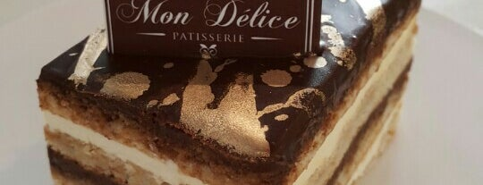 Mon Délice Patisserie is one of Penang foodies.