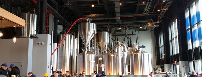 Mikkeller Brewing NYC is one of Where to Drink Beer.