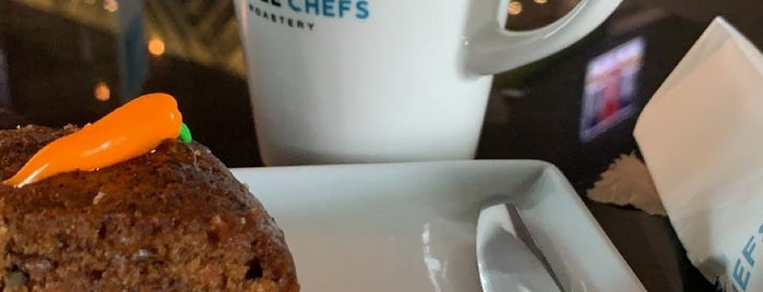 Coffee Chefs is one of Istanbul.