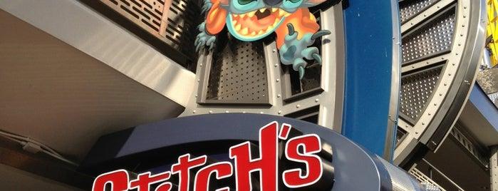 Stitch's Great Escape! is one of Walt Disney World.