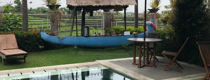 Canggu Bona Kubu Guest House is one of Bali.