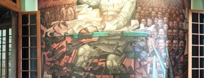 Museo Nacional de Historia (Castillo de Chapultepec) is one of Spots Vol.1 - CDMX.