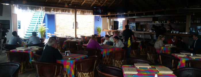 """La Terraza"" Restaurant Bar & Grill is one of SLP."