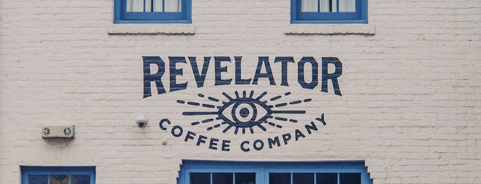 Revelator Coffee Company is one of Coffee Favorites.