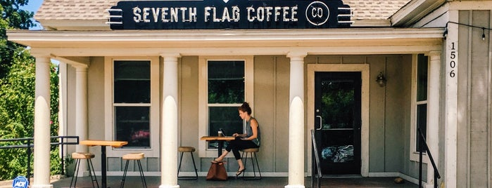 Seventh Flag Coffee is one of Austin.