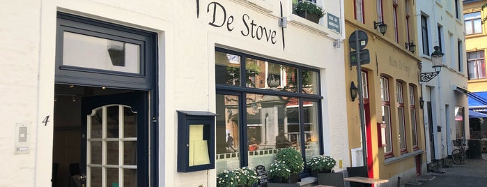 De Stove is one of Belgium.