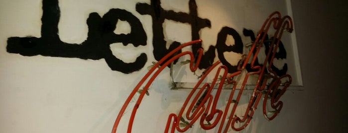 Lettere Caffe is one of Particolare.