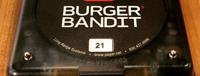 Burger Bandit is one of Posti salvati di Neq.