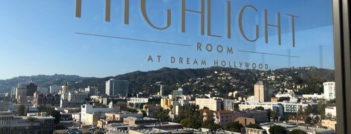 The Highlight Room is one of Hollywoodlandish.
