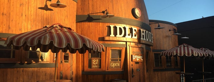 Idle Hour is one of [To-do] L.A..