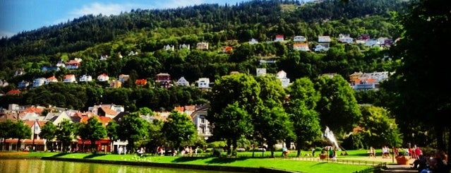 Byparken is one of Norway :).