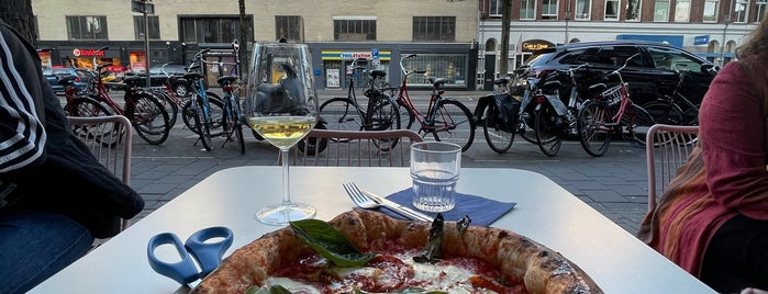 nNea Pizza is one of Amsterdam.