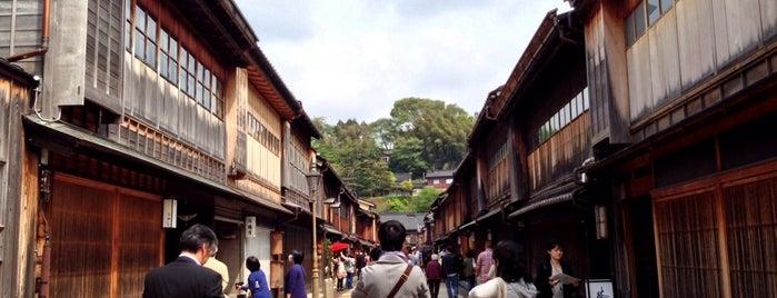 ひがし茶屋街 is one of Japan/Other.