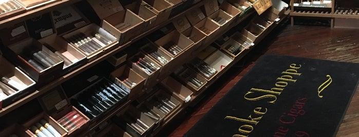 Rhinebeck Smoke Shoppe is one of Stevenson's Top Cigar Spots.