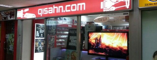 Qisahn.com is one of Singapore.