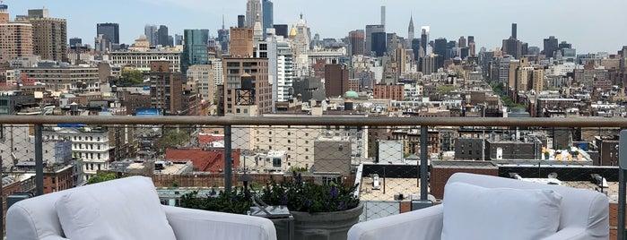 Public - Rooftop & Garden is one of Rooftop Bars.