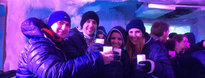 XtraCold Icebar Amsterdam is one of Baturayさんのお気に入りスポット.