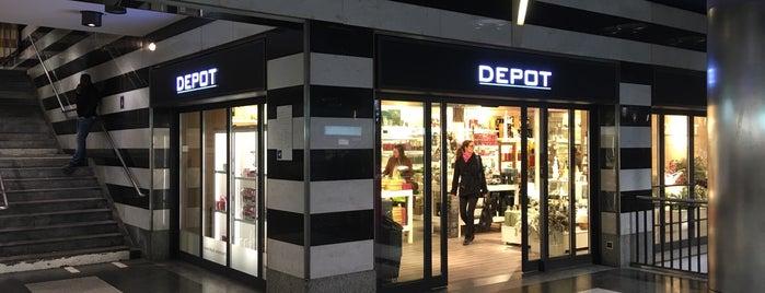 Depot is one of Tempat yang Disukai B❤️.