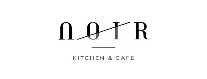 Noir Cafe & Kitchen is one of Locais salvos de Ibrahim.