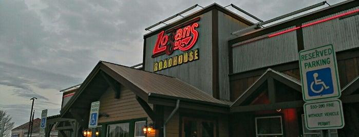 Logan's Roadhouse is one of B David 님이 좋아한 장소.
