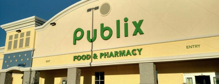 Publix is one of Gulf Shores.