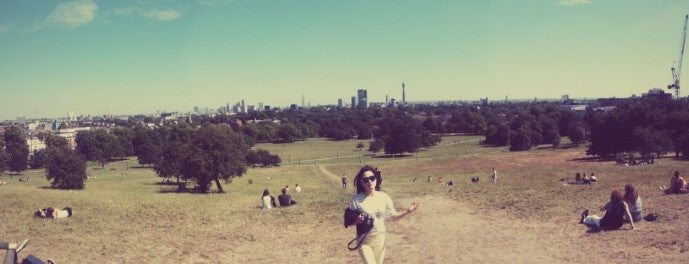 Primrose Hill is one of London Sightseeing.