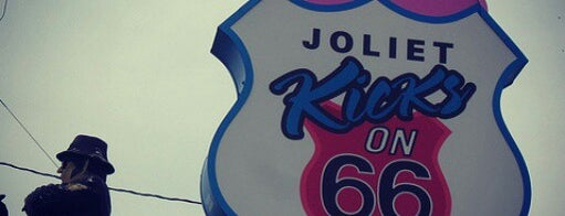 Joliet Route 66 Diner is one of Route 66 Roadtrip.