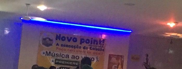 Point Do Acarajé is one of comida baiana.