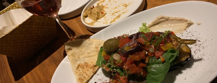 Ousia is one of NYC - Mediterranean & Middle Eastern.