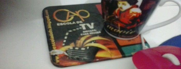 CAP - Escola de TV e Cinema da Bahia is one of VAMOS LA.....