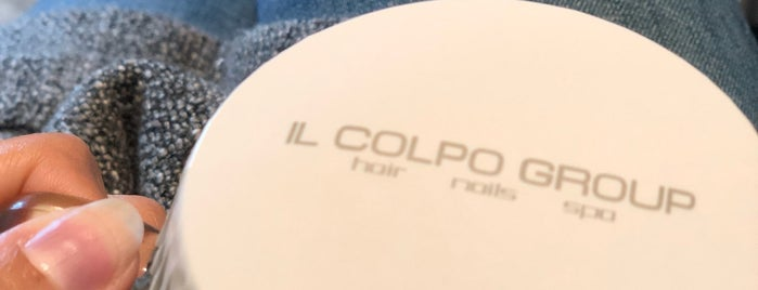 IL COLPO Pacific Place is one of Hong Kong.