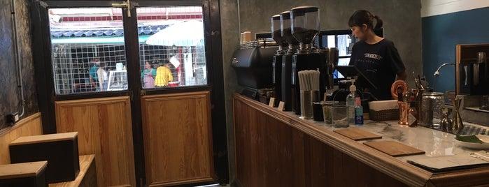 Orbit Espresso Variety is one of 07_ตามรอย_coffee.