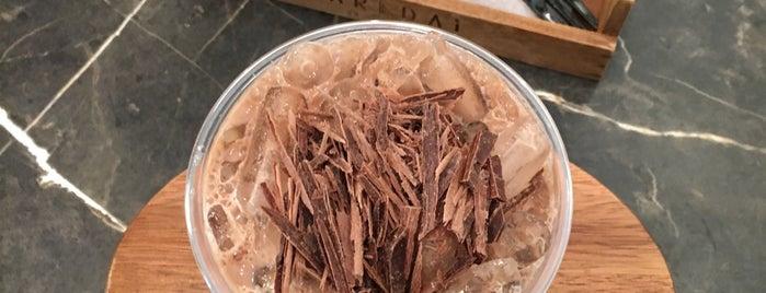 PARADAi is one of BKK_Tea/ Chocolate/ Juice Bar.