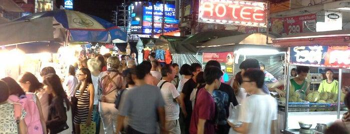 Hua Hin Night Market is one of On the Hua Hin.
