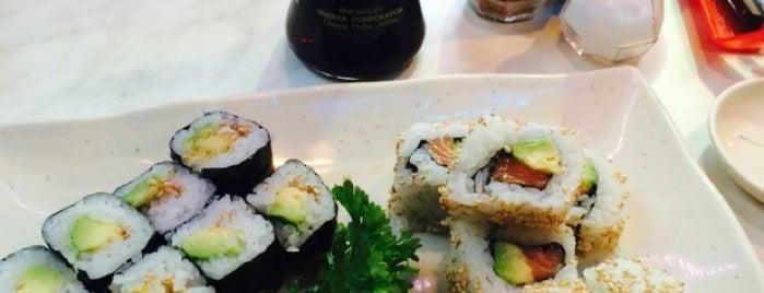 Maki Sushi Tokyo is one of Comida.