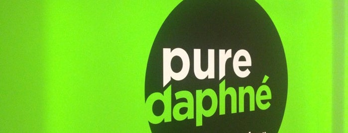 Pure Daphné is one of Lieux sauvegardés par Gert.