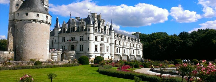 Château de Chenonceau is one of สถานที่ที่ Marius ถูกใจ.