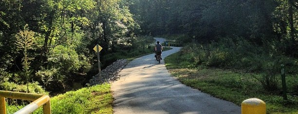 Third Fork Creek Trail is one of Durham Favorites.