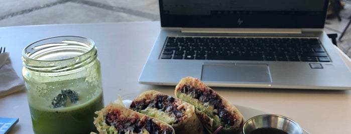 Chula Vegan Café is one of Libia Mitsuko : понравившиеся места.