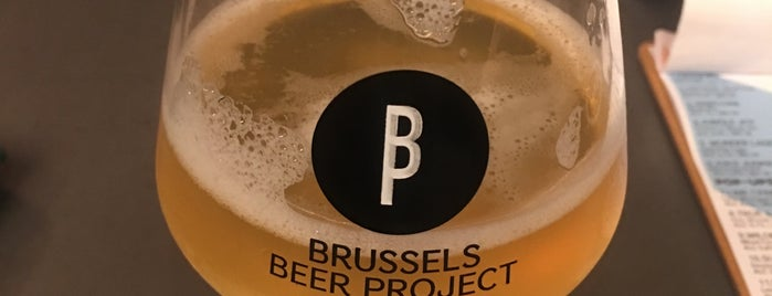 Brussels Beer Project is one of Paris food.