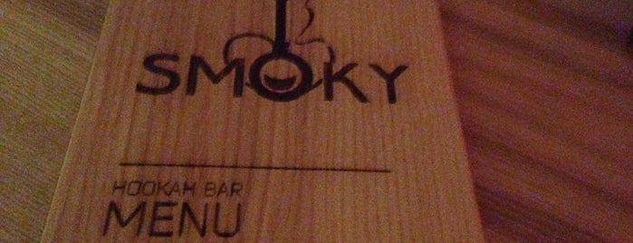 S bar | Smoky | Mzh is one of Nice Places.
