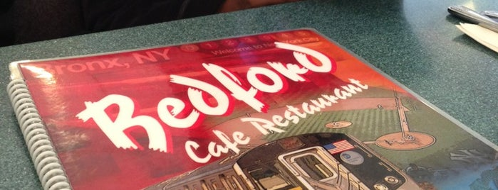 Bedford Cafe Restaurant is one of Guide to Bronx's best spots.