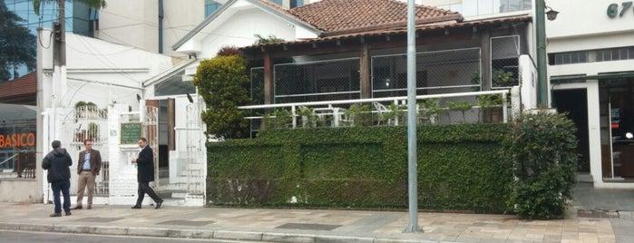 Mosteiro Bar e Restaurante is one of Seg.