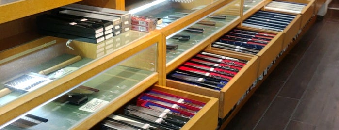 かまた刃研社 is one of Tokyo Shop.