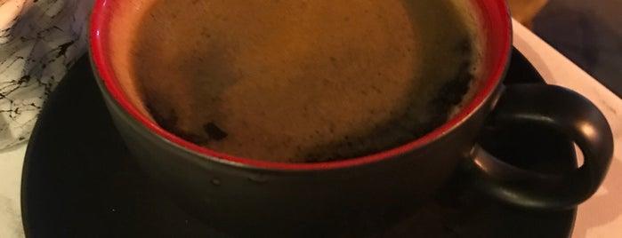 Art Coffee is one of Locais curtidos por Ferhat.