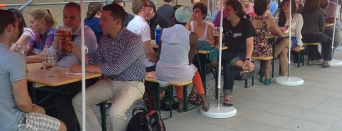Dacha Beer Garden is one of DC Bars n' Lounges.