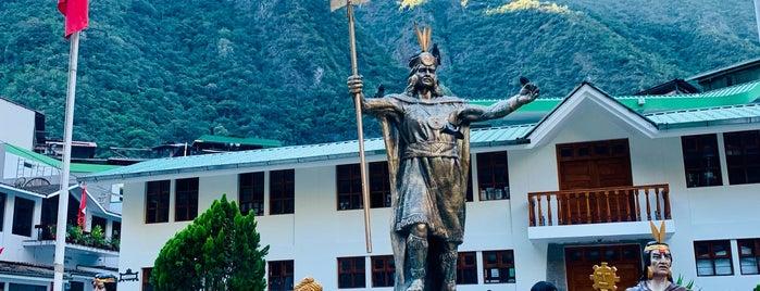 Aguas Calientes / Machu Picchu Pueblo is one of Peru - 🇵🇪.